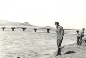 На берегу великой реки Керулен. 1985 год.