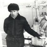 """Саша Санин """"поставщик самолётов"""" на мои авианосцы в 60-е годы..."""