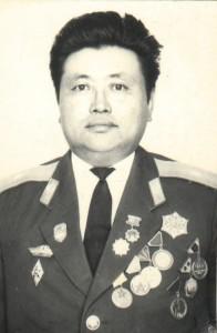 Монгольский брат Дивангар