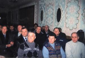 Какие люди посещали собрания клуба болельщиков когда-то...