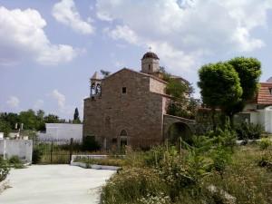 Феодосия. Армянский храм Архангелов Михаила и Гавриила, 13 век.