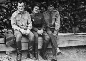 Малахов, Амелёшин и Лелеко.