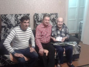 Майору Гусеву памятная БАМовская медаль вручена.
