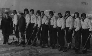 Команда Спартак рус хоккей 1946г
