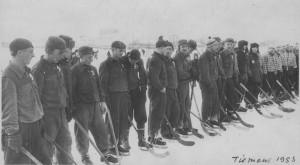 ХК Динамо 5 дек 1953г
