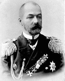 Адмирал З.П. Рождественский.