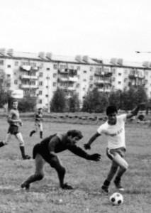 Нападающий сборной части Э.Джавадов оставил не у дел вратаря команды Салаира.