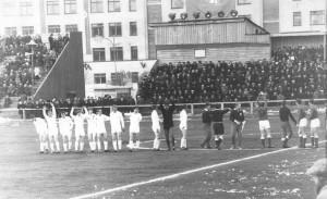 3. Нефтяник - Буровик Альметьевск.1967 г.
