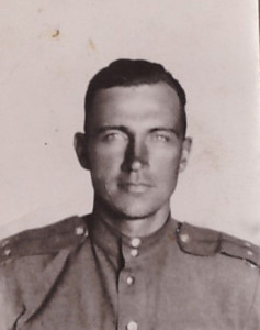 Л-т Брянцев.1944 г.