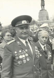 Встреча ветеранов в Севастополе
