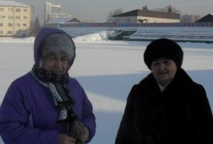 На родном льду Локомотива... - копия